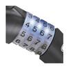 ABUS Raydo Pro Fietsslot 1440/85 KF zwart